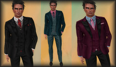 L&B Gage 3PC Tuxedo Premium Edition