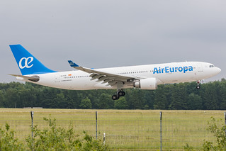 Air Europa Airbus A330-200 EC-KTG