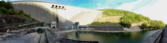 Le barrage de Vouglans