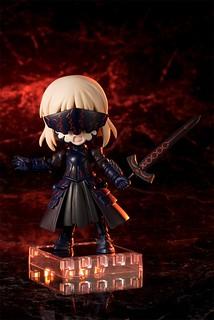 Cu-poche 口袋人《Fate/Grand Order》Saber/阿爾托莉亞・潘德拉岡〔Alter〕セイバー/アルトリア・ペンドラゴン〔オルタ〕
