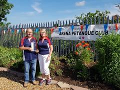Mercia Over 50's Champions 2018