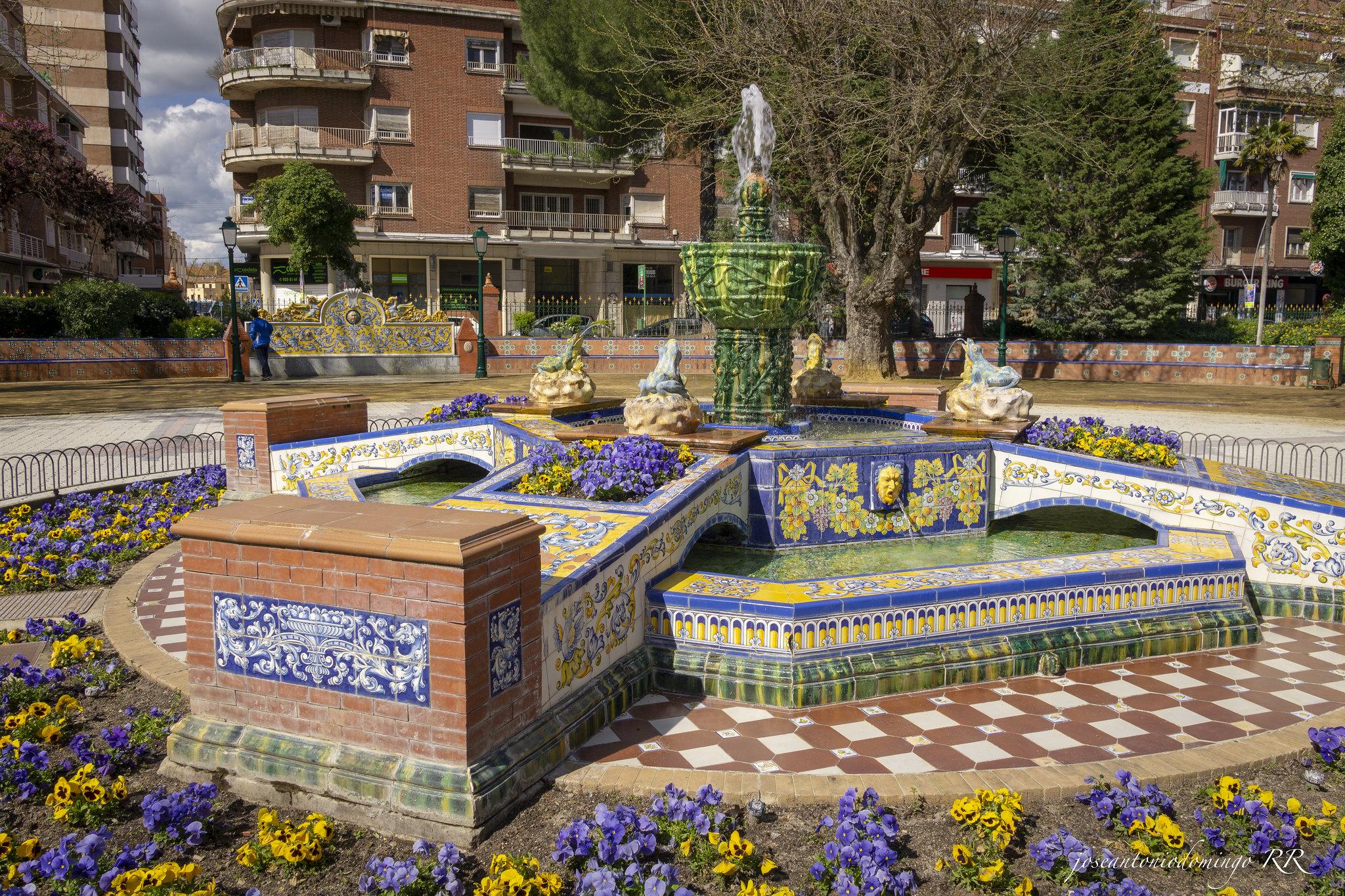 Jardines del Prado.