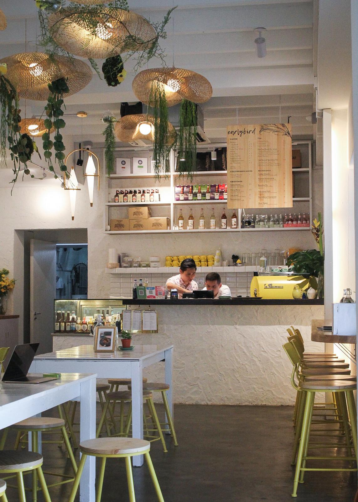 earlybird café Interior Shot 1