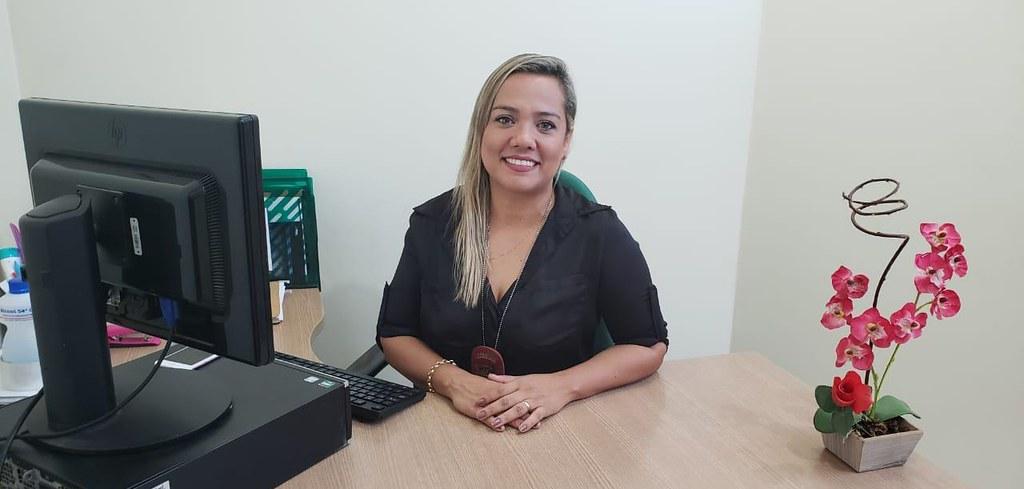 Delegada Andreza Alves