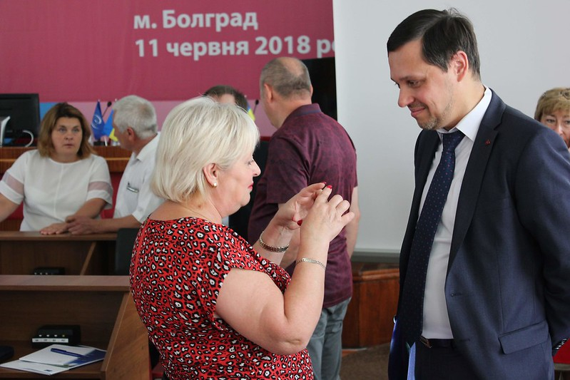 Supporting municipal consolidation in Ukraine - Odessa region