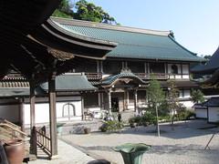 Kencho-ji Temple in Kamakura