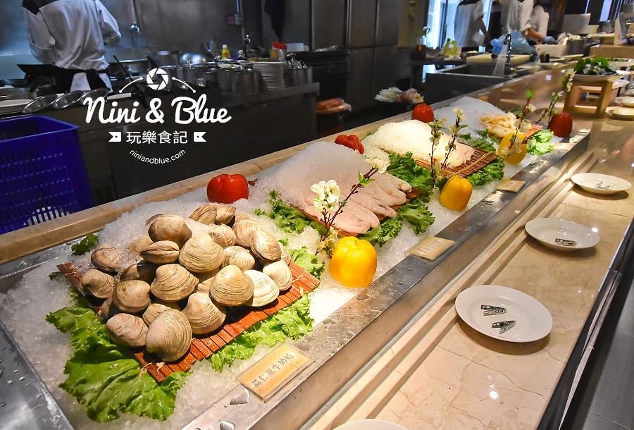 台中海鮮吃到飽 潮港城14