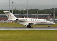 D-IBJJ Cessna 525A Citation CJ2