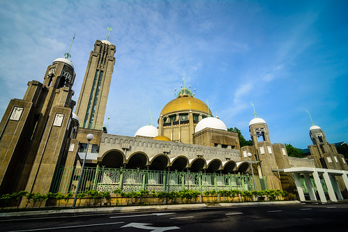 Sultan Sulaiman Royal Mosque