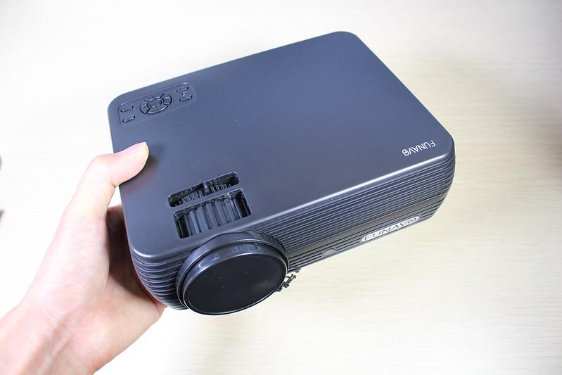 FUNAVO 2000ルーメン プロジェクター (30)