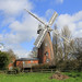 Buttrum's windmill, Woodbridge