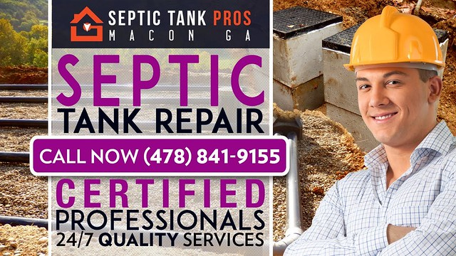 Septic Tank Repair Perry GA | Call (478) 841-9155
