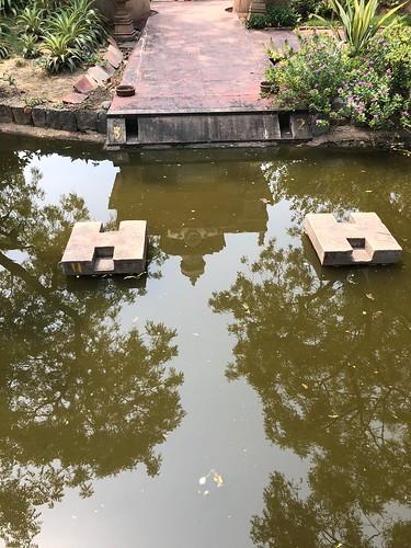 City Hangout - Buddha's Pond, Buddha Garden