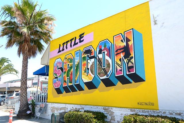 Little Saigon, San Diego