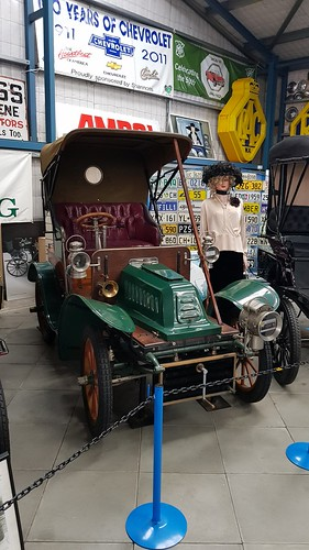 De Dion Bouton 1905 WA Motor Museum at Whiteman Park, WA