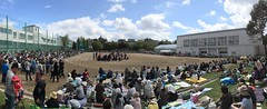 The Athletic Festival in Elementary School.(2018)