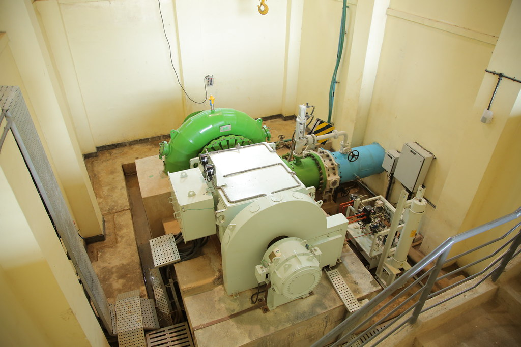 Gaseke Hydro Power Plant - Rwanda Green Fund Investment