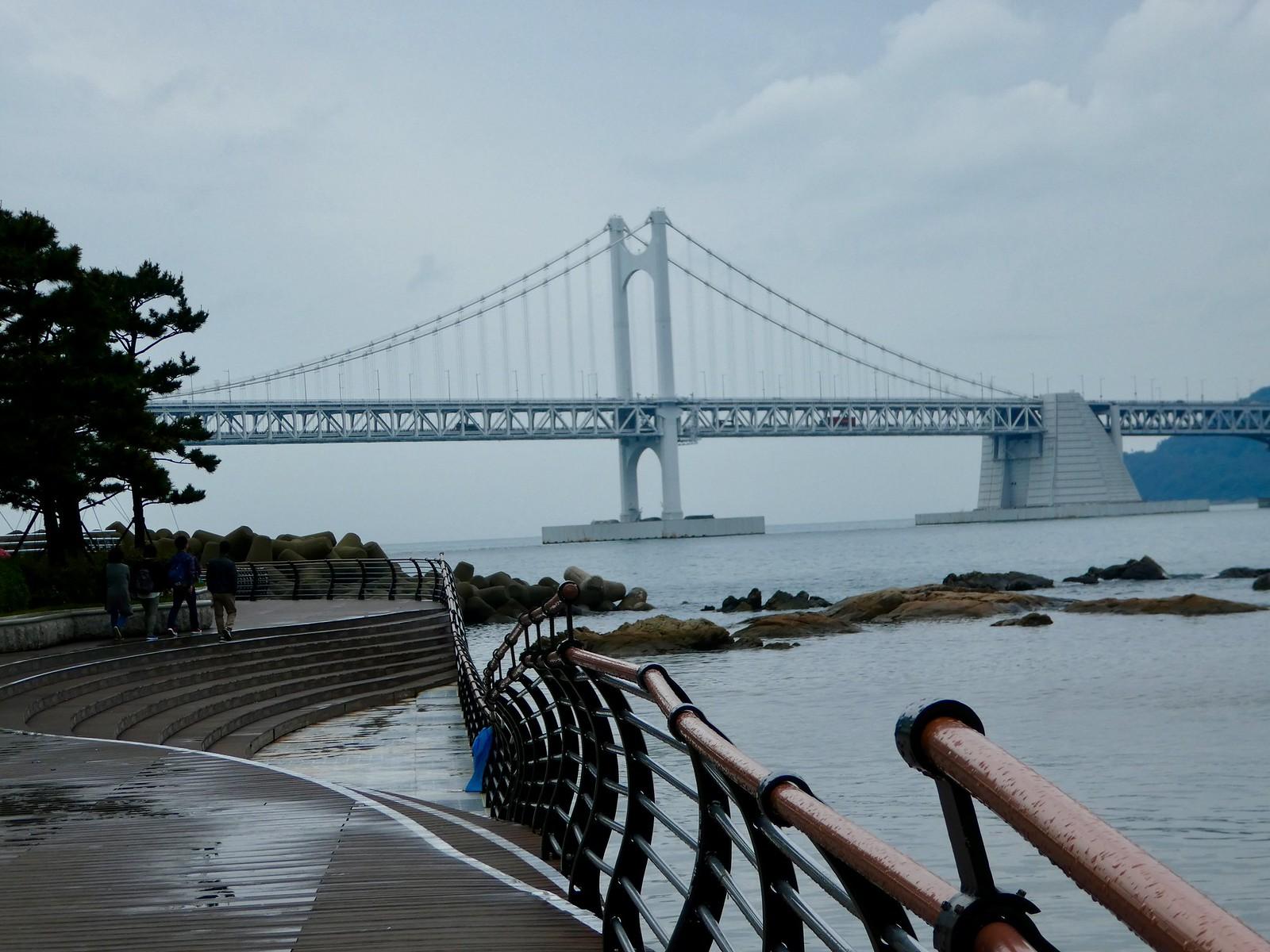 Gwangandaegyo Bridge, Busan