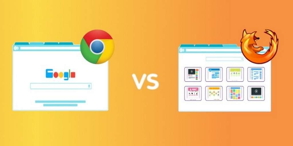 Chrome vs Firefox Quantum : Lequel est le meilleur