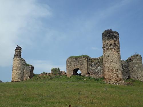 Castillo de las Torres. Monesterio (Badajoz).
