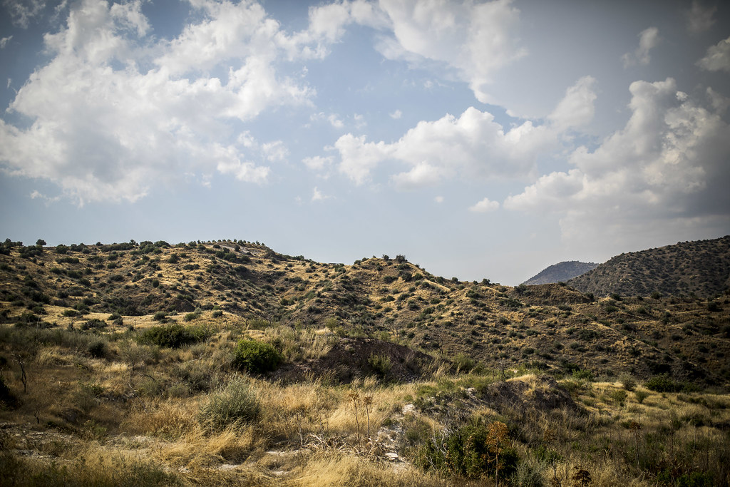 landscape, during the 2018 European Rally Championship ERC Cyprus Rally,  from june 15 to 17  at Larnaca, Cyprus - Photo Gregory Lenormand / DPPI