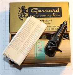 Garrard Stereo Conversion Kit SCK-1 1
