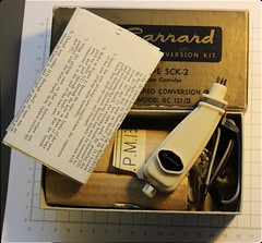 Garrard Stereo Conversion Kit SCK-2 1