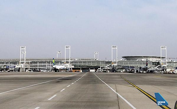SCL infraestructura terminal domestico (RD)