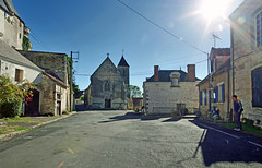 Palluau-sur-Indre (Indre). - Photo of Saint-Médard