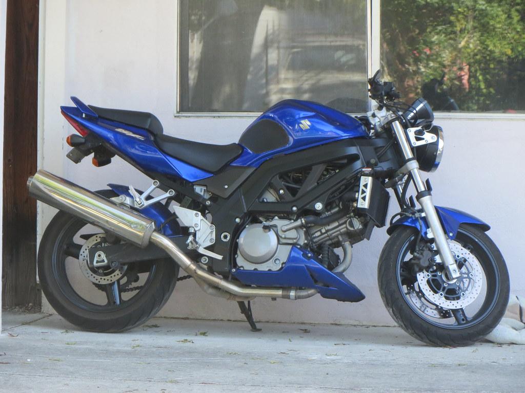 Suzuki motorcycle 6 5 18