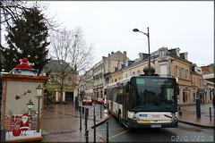 Heuliez Bus GX 337 - Keolis Châteauroux / Horizon n°8951