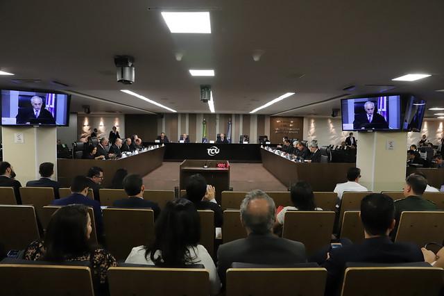 Sessão Extraordinária de Apreciação das Contas de Governo