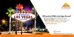 Vee Technologies-at-HFMA-Las-Vegas