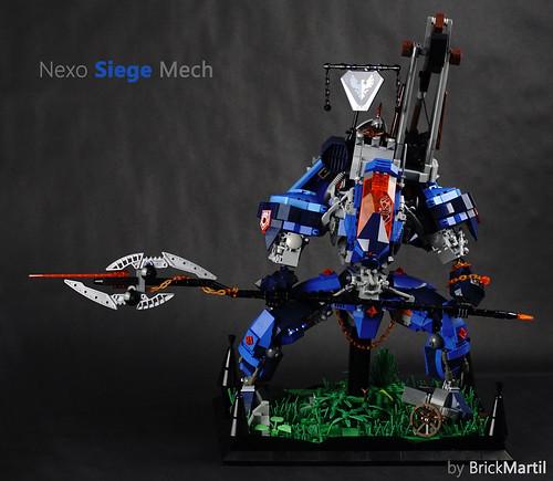 Nexo Siege Mech - Final