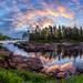 Blue sunrise by M.T.L Photography