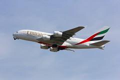 A380 A6-EDR London Heathrow 15.06.18