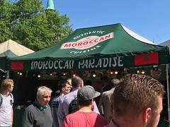 Belfast Continental Market, May 2018