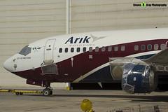 5N-MJI - 28640 - Arik Air - Boeing 737-76N - Luqa Malta 2017 - 170923 - Steven Gray - IMG_0012