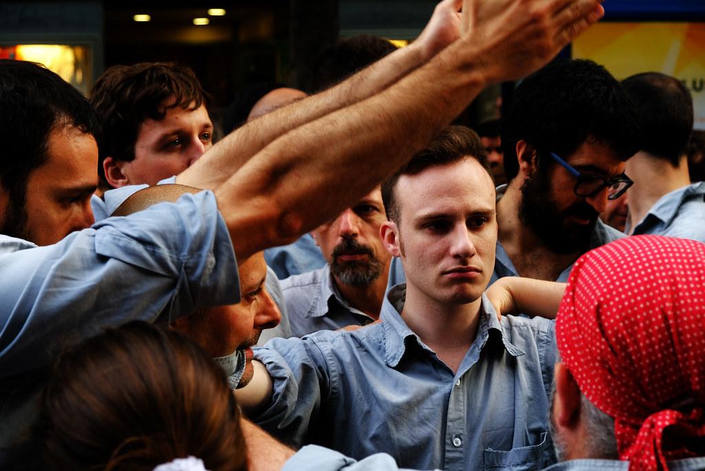 Firentitats de Sants, Barcelona 26 de maig de 2018