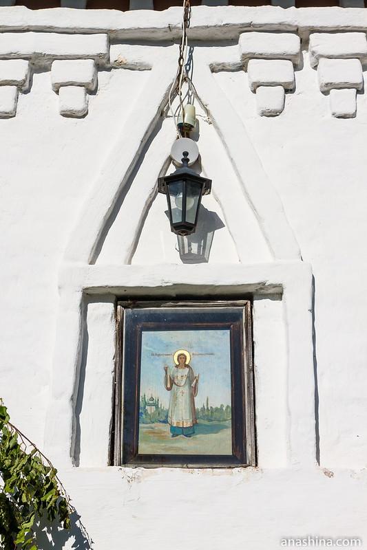 Икона Святого первомученика архидиакона Стефана, Кидекша