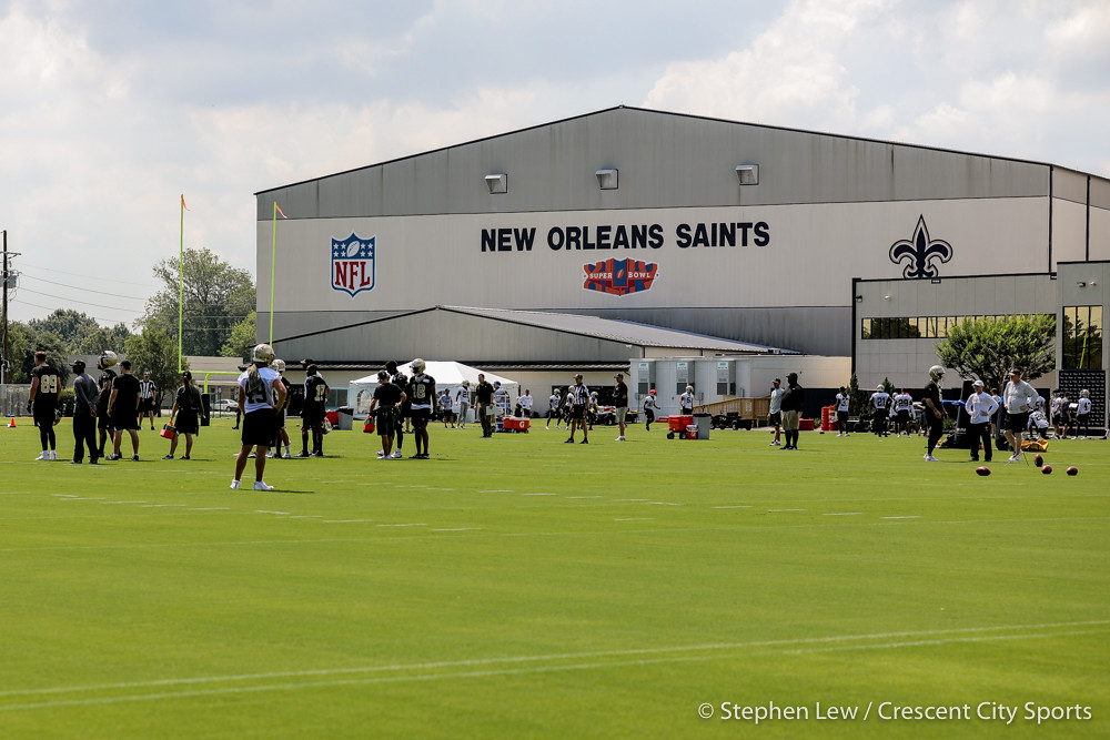 New Orleans Saints facility