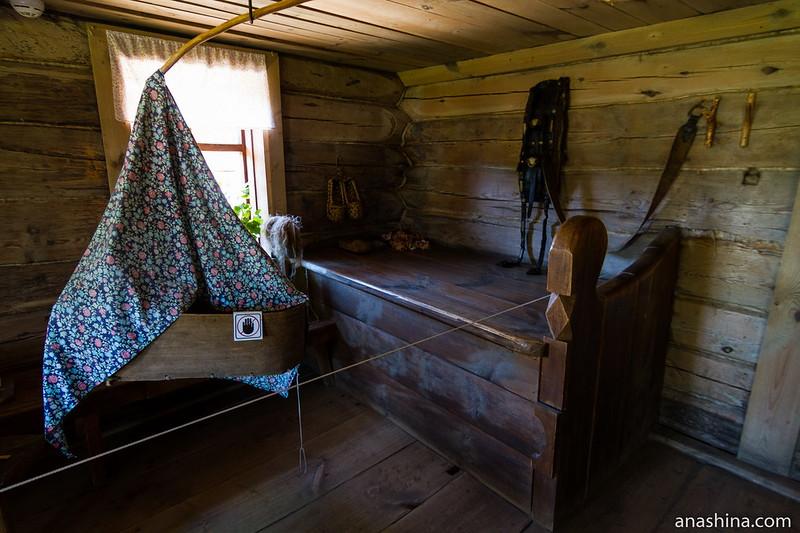 Коник, музей деревянного зодчества, Суздаль