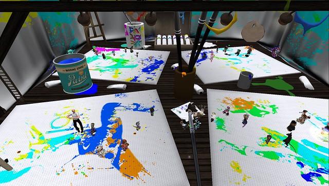 Paint Dance Party at Raglan_009