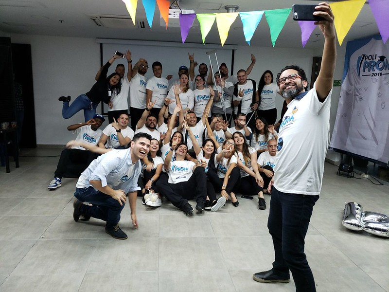 Prom 2018 Poli Medellín