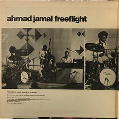 AHMAD JAMAL:FREEFLIGHT(JACKET C)
