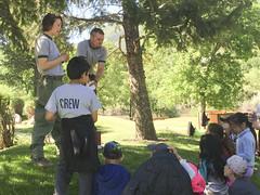 Redding Hotshots at Glenwood Springs Elementary