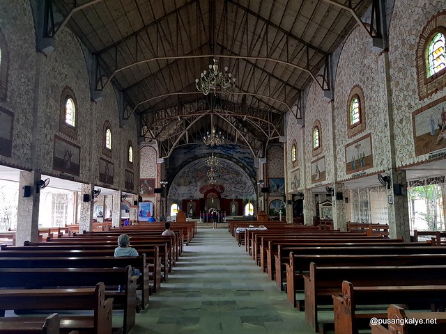 Tigbauan Church Iloilo
