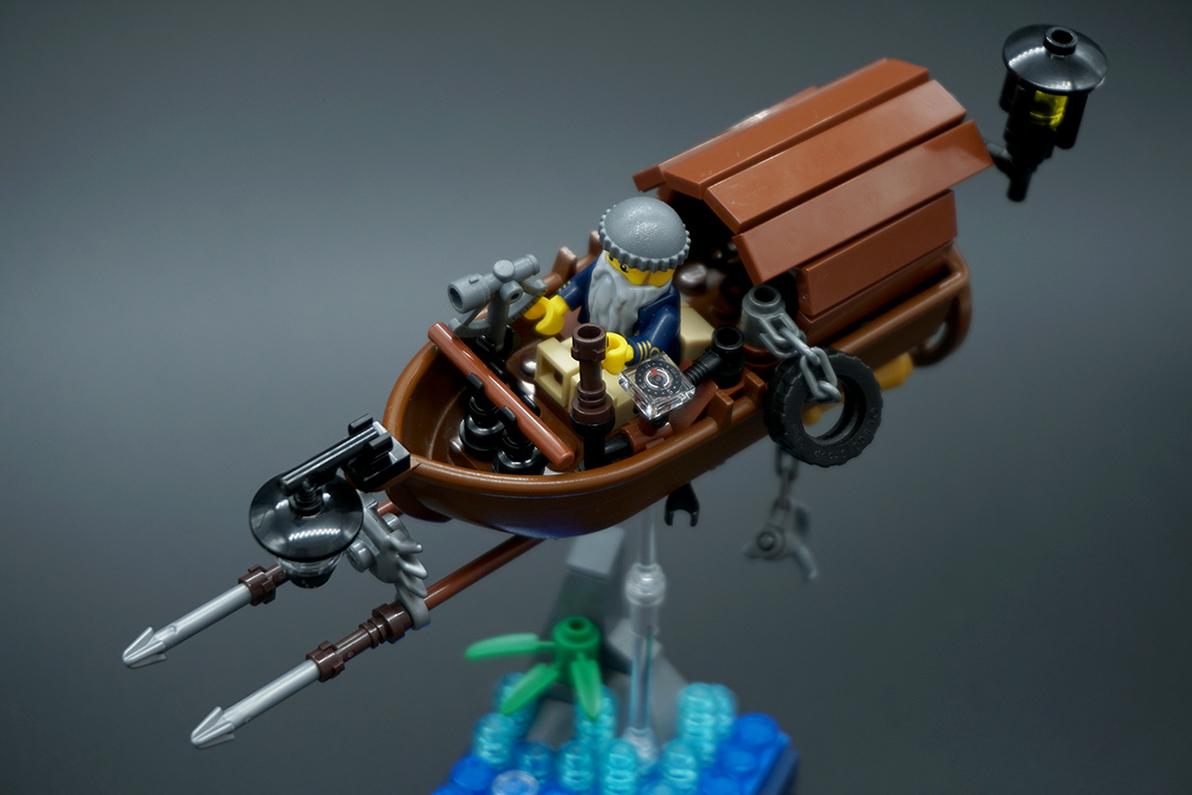 BoatSpeeder !