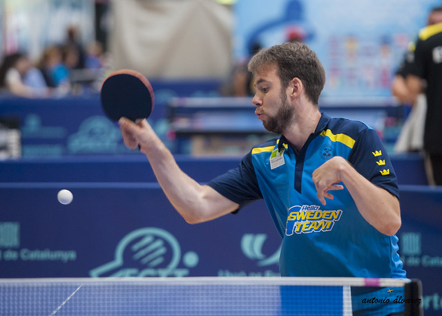 Day 2 - 2018 ITTF Para Spain Open