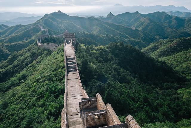 Great Wall of China - 2016-19